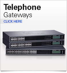 Telephones Gateways